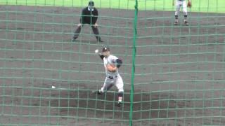 青森山田 斉藤勇太投手(3年) 柳田将利 検索動画 18