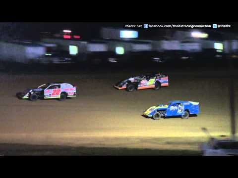 Spoon River Speedway | 8.31.14 | American Modified Series | Frankland Racing Equipment  Heat 4