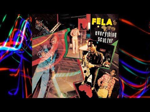 Fela Kuti - Everything Scatter (LP)