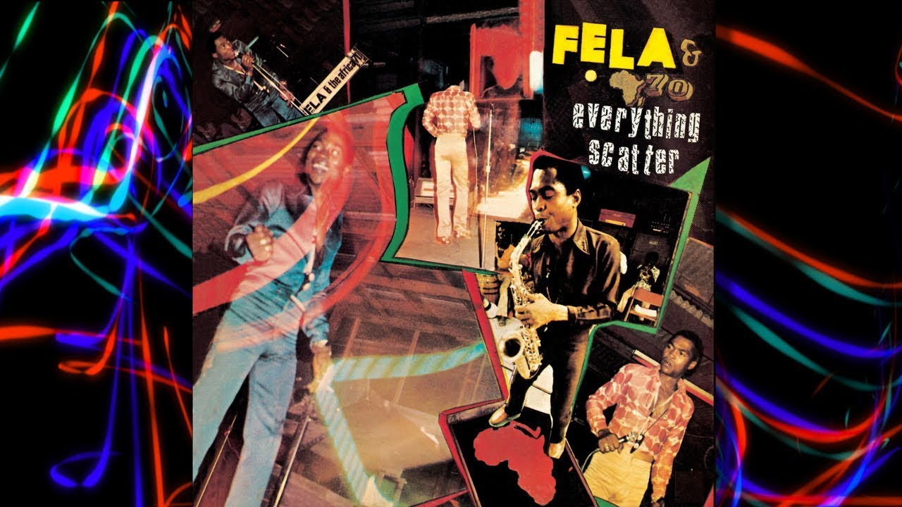 Fela Kuti - Everything Scatter (LP)