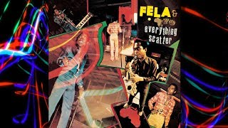 fela kuti everything scatter lp