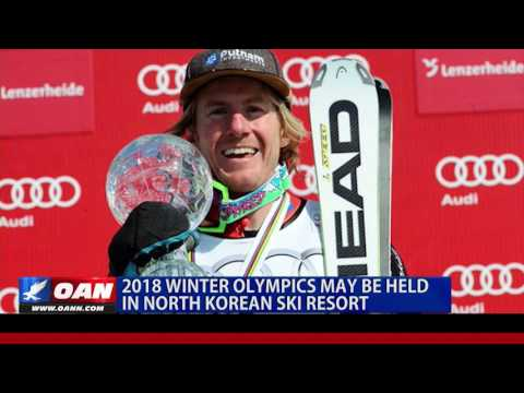 2018 Winter Olympics May be Held in North Korean Ski Resort