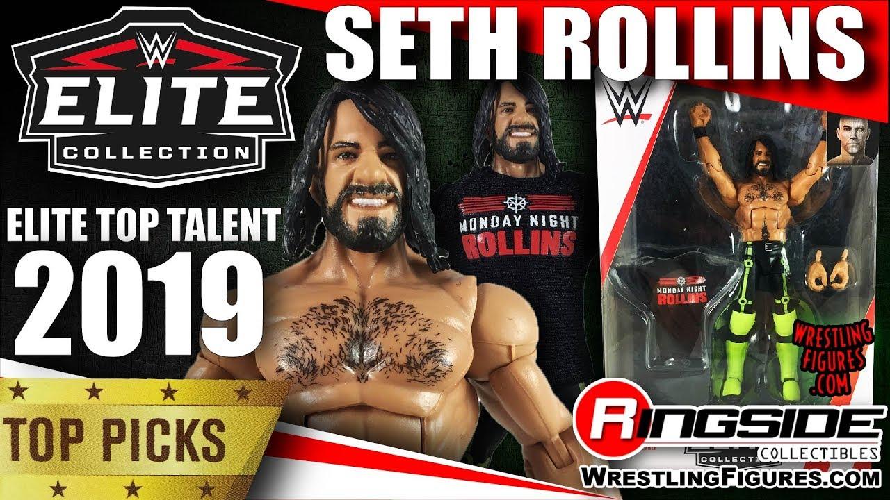 "WWE Elite /""Top Talent 2019/"" Mattel Toy Wrestling Action Figure Finn Balor"