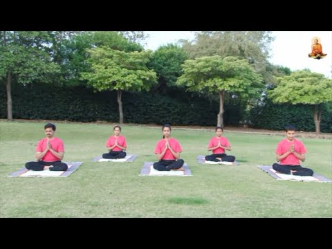 International Yoga Day - 21st June - Collective Yoga Sequence - JS Yog (HiRes)