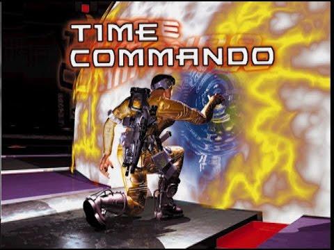 PSX Longplay [269] Time Commando