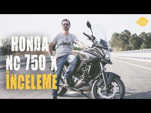 Honda Nc 750X kullanıcıları anlatıyor!