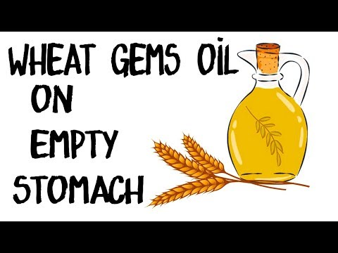 Drinking Wheat Gem Oil Before Bed?!!