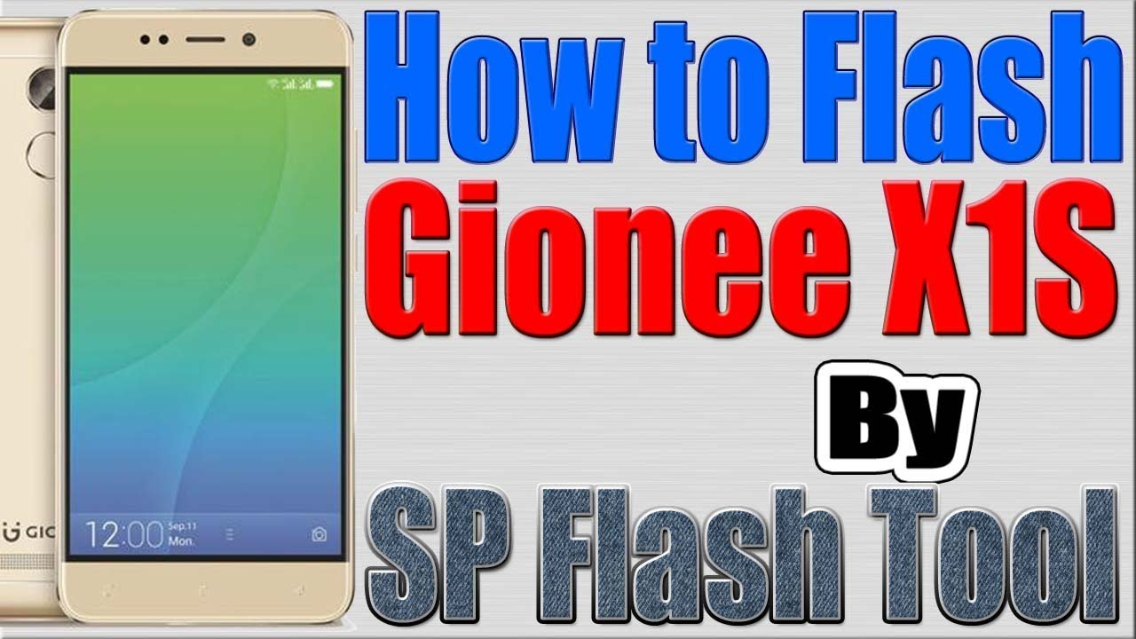 Gionee X1s Firmware Videos - Waoweo