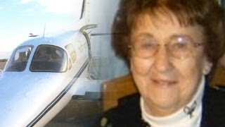 CBS This Morning - 80-year-old woman takes control of plane mid-air