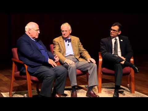 In Conversation:  Jay Winter, John Milton Cooper and Michael Neiberg
