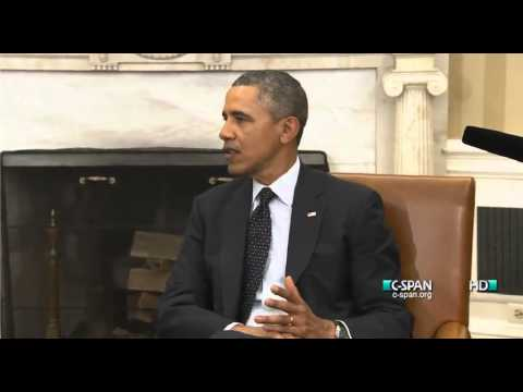 Obama: Russia's Guns Will Not Decide Ukraine's Fate
