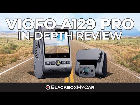 VIOFO A129 Pro Duo 4K | In-Depth Review | BlackboxMyCar