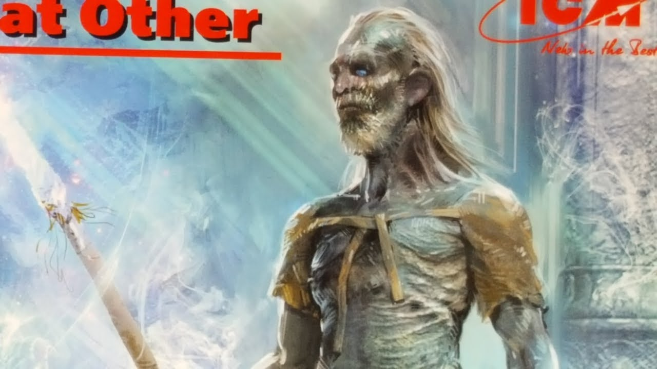 Great Other - White walker par ICM (Game of thrones)