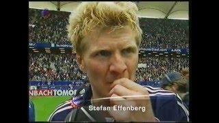 Reaktionen nach dem Meisterschaftsfinale 2001