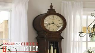 Howard Miller Arendal Floor Grandfather Clock 611005