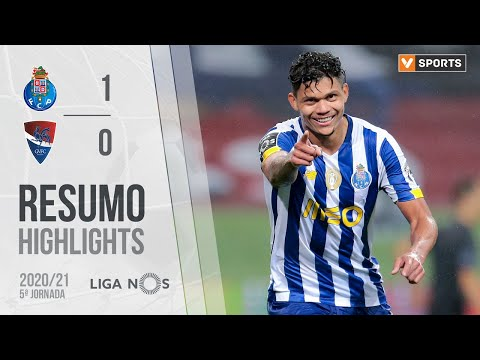 FC Porto Gil Vicente Goals And Highlights