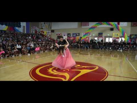 Hillcrest High School | Fall Pep Rally 2016