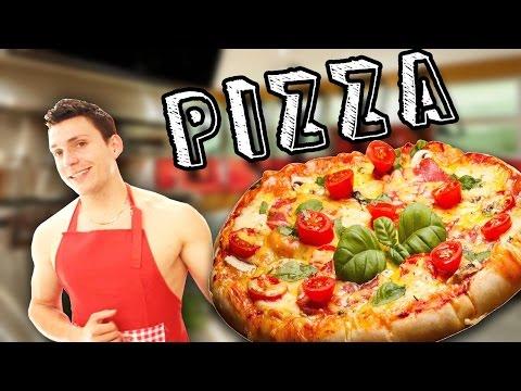 """recette-de-pizza-""""light""""-pour-maigrir-!-(sans-gluten)"""