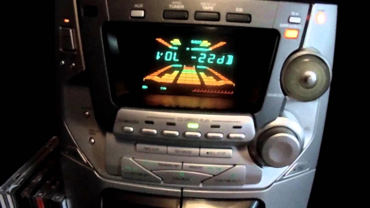 Panasonic Sa Ak52 My Sistem I Love It Sound