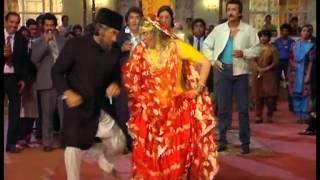 Wahan Tu Hai Yahan Main - Sachai Ki Taqat - Govinda - Dharmendra - Bollywood Songs - Amit Kumar