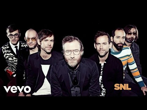 The National - Graceless (Live on SNL)