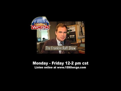 John Burnett, US News Financial Services Expert, Talks BitCoin on WCGO Radio