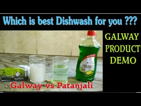 Galway Dishwash Demo