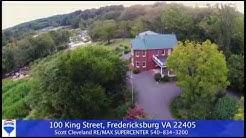 100 King Street, Fredericksburg VA 22405 - Produced by OddBoxStudios.com