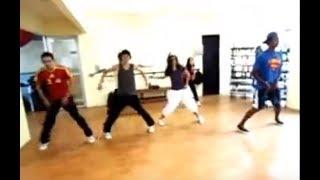 Aula de Street Dance - Iniciante