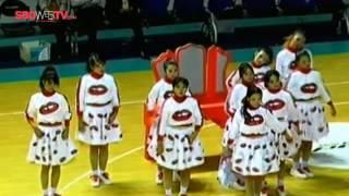SMA BARUNAWATI VS SMAN 16 SBY - DANCER