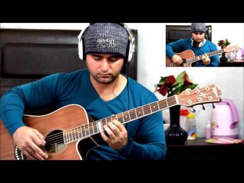 Maahi Ve | Wajah Tum Ho | Guitar Instrumental/Tabs