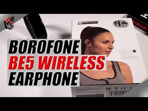 BE5 Borofone - Running Wireless Earphone