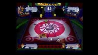 SEGA Soccer Slam PS2 MINI GAMES gameplay ( 2 Player )