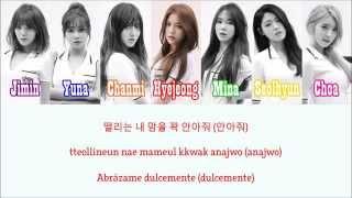 AOA - Luv Me [Sub. Español + Hangul + Rom]
