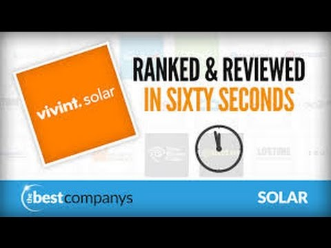Vivint Solar Contract