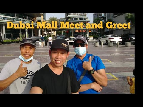 Meet and greet with my organic friends in YT || Dubai Mall tour || Woody Nasol vlog
