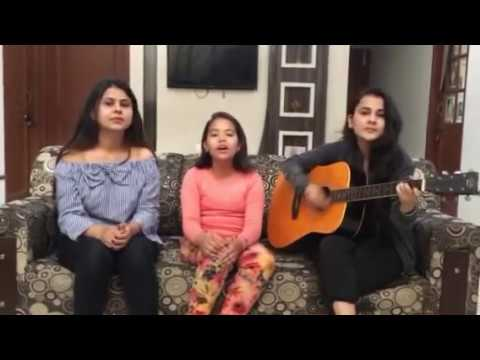 Cover/ despacito Ramneek simrita sneha