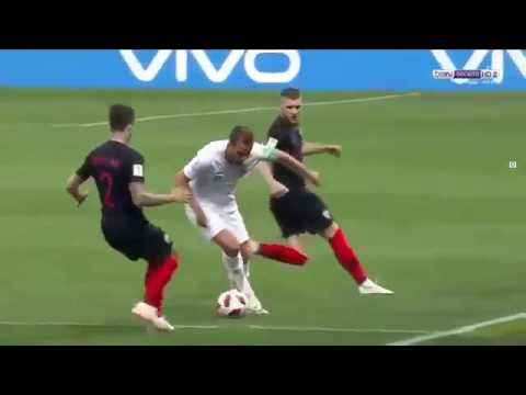 Tóm Tắt Trận Bán Kết Giữa Anh Và Croatia 11-7-2018