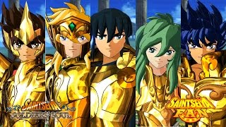 I Cavalieri dello Zodiaco: Elisio - Ep 02: Un aiuto dorato [ITA]