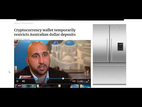 Australian Banks Freeze Accounts If Buying Crypto Currencies On Exchanges