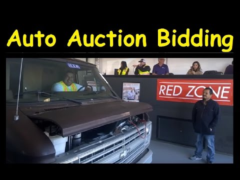 What Cars Sell for at Wholesale Auto Auctions Car Auction Video