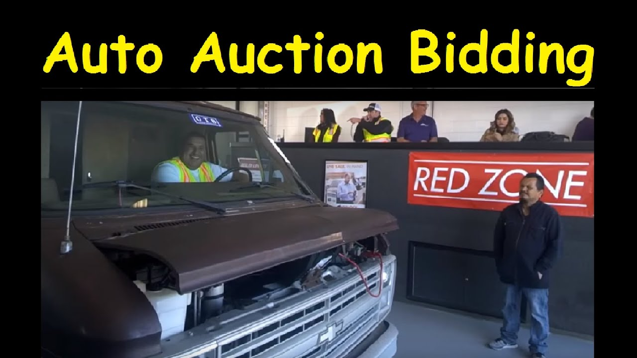 What Cars Sell for at Wholesale Auto Auctions Car Auction Video ...