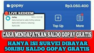 CARA DAPAT SALDO GOPAY GRATIS 2020 TERMUDAH | APK PENGHASIL GOPAY GRATIS SUDAH TERBUKTI MEMBAYAR