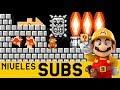 No Me Esperaba Estos Trolleos 😨 - Niveles de Suscriptores #30   Super Mario Maker - ZetaSSJ