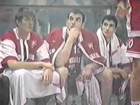 Paonews - Olympiakos - Panathinaikos 53-62 (1999)