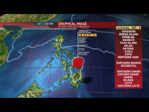 More than 4,000 stranded in PH ports due to 'Crising'