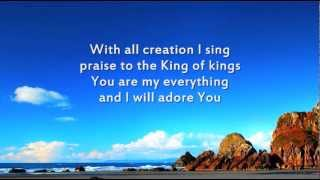 Revelation Song - Instrumental with lyrics
