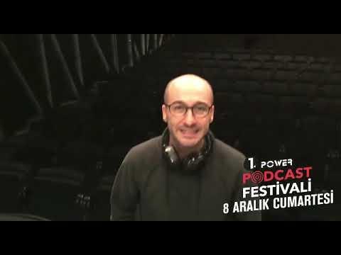 Power Podcast Festivali 2018 Tanıtım