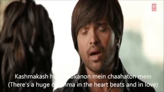 Kajra kajra kajraare- Full song Lyrics with English Subtitles HD