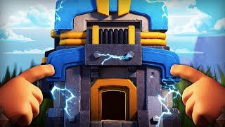 🤤 UPGRADE TOWN HALL ON FINAL LEVEL 12 IN GAME | CLASH OF CLANS 🤤